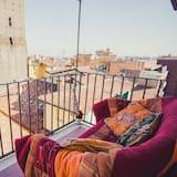 Deluxe Double Room, Balcony, City View - City View
