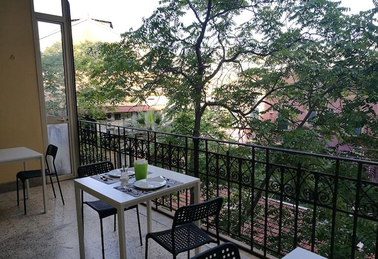 Arco di Trionfo Palermo Bed & Breakfast, Palerme, Terrasse/Patio
