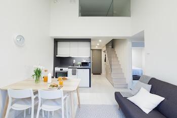 Kuva SSA Spot cozy 3-room apartment ID 5001B9-hotellista kohteessa Vantaa