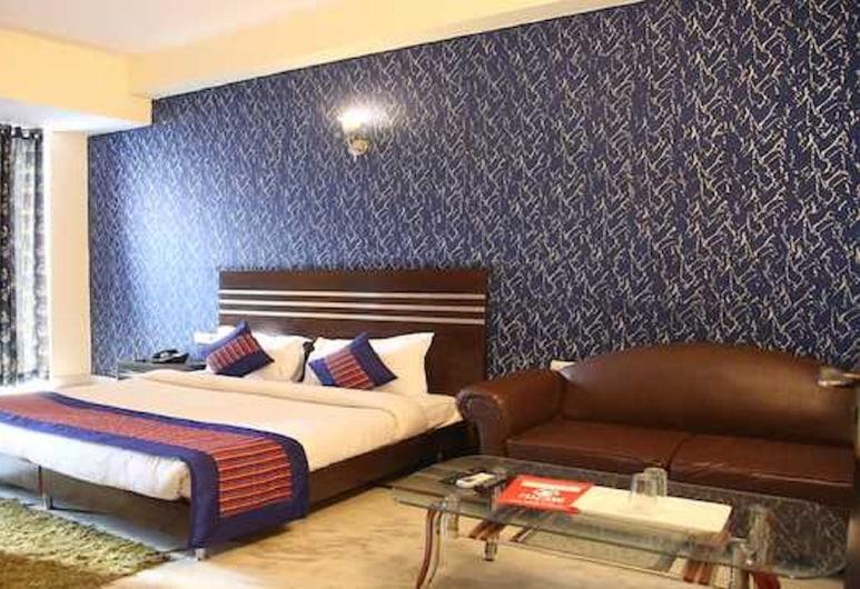 Mandakini Palace, Újdelhi, Superior szoba, Vendégszoba