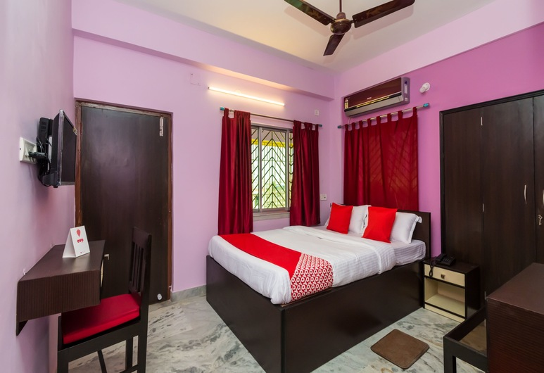 OYO 11379 Jams Guest House, Kolkata, Double or Twin Room, Guest Room