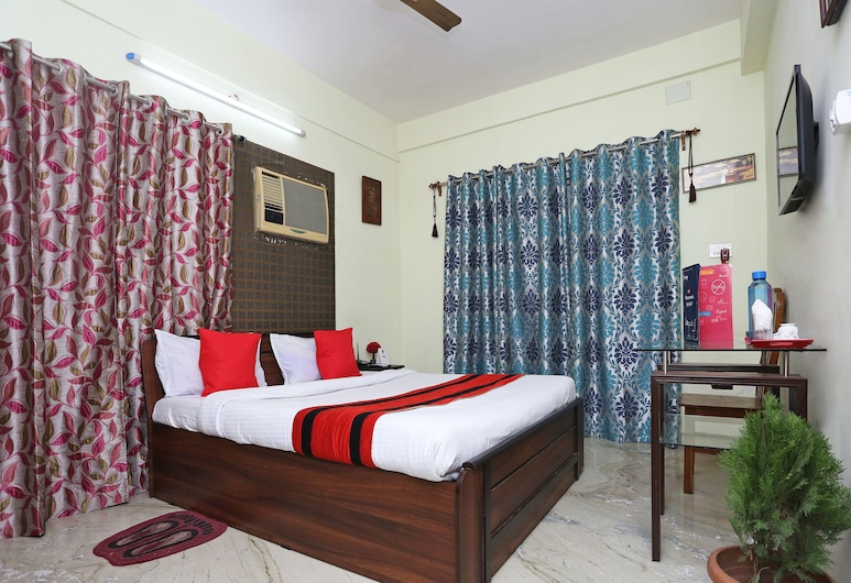 OYO 12067 Sam's Apartment, Kolkata, Double or Twin Room, Guest Room