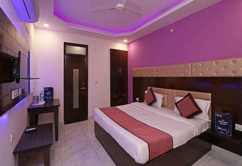 OYO 11426 Hotel Jyoti Residency, Mathura, Tek Büyük veya İki Ayrı Yataklı Oda, Oda