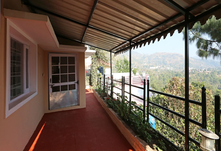 OYO 11942 Home 3BHK Bunglow Sattal, Nainital, Double or Twin Room, Terrace/Patio