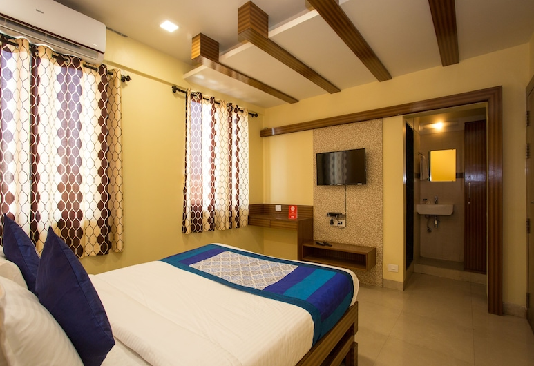 OYO 10679 Hotel Nanashree Executive, Pune, Dobbelt- eller tomannsrom, Gjesterom