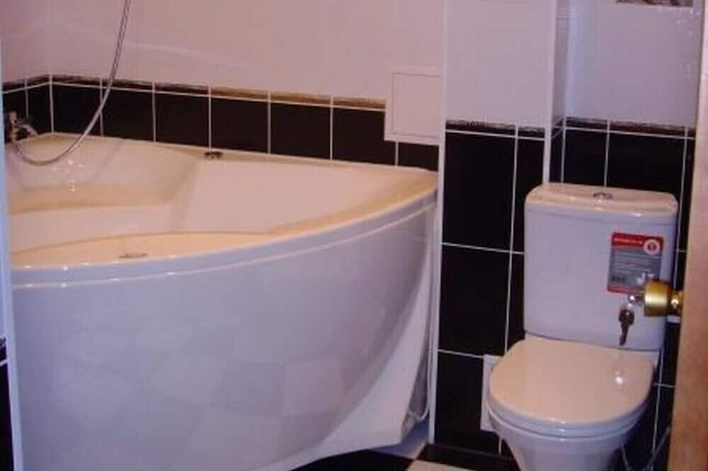 Superior-Zimmer (Private bathroom outside the room) - Badezimmer