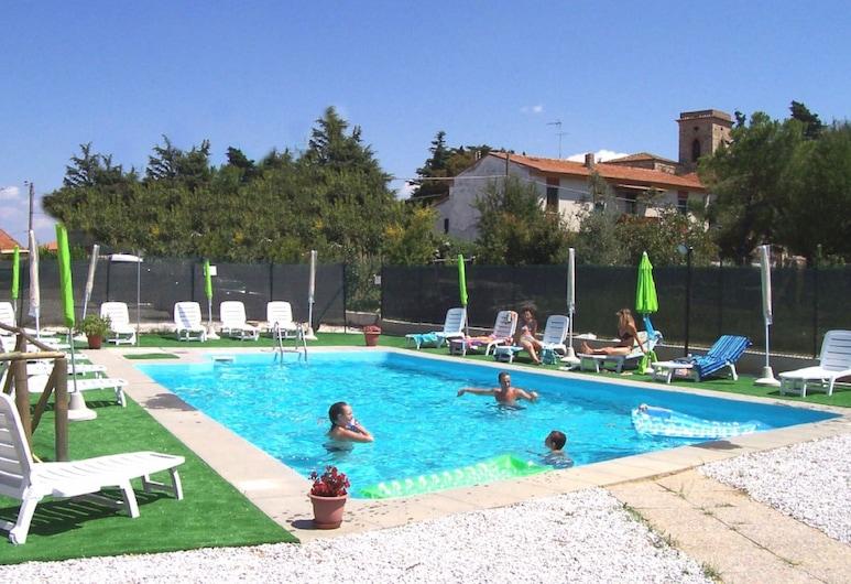 Residence Giuly Rosselmini, Santa Luce, Vonkajší bazén