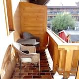 Apartment, Kitchenette - Balcony