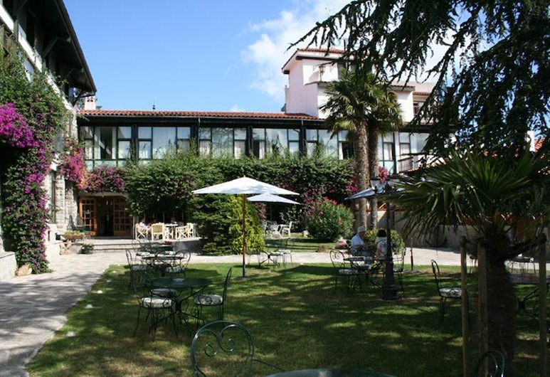 Hotel El Ancla, ลาเรโด, บริเวณโรงแรม