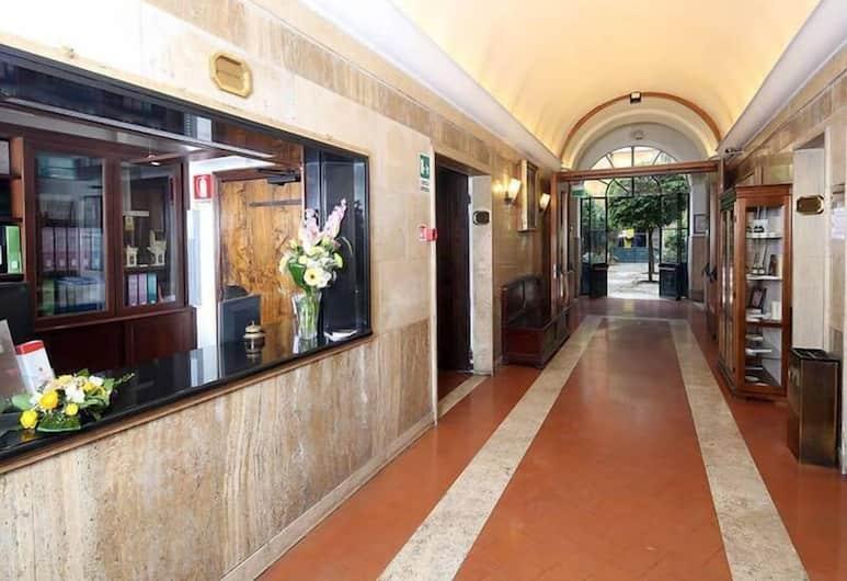 Santa Francesca Romana, Roma, Reception