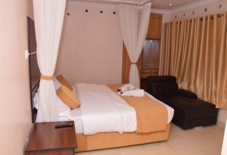 Nairobi Glory Palace Hotel Ltd, Nairobi, Superior Double Room, Guest Room