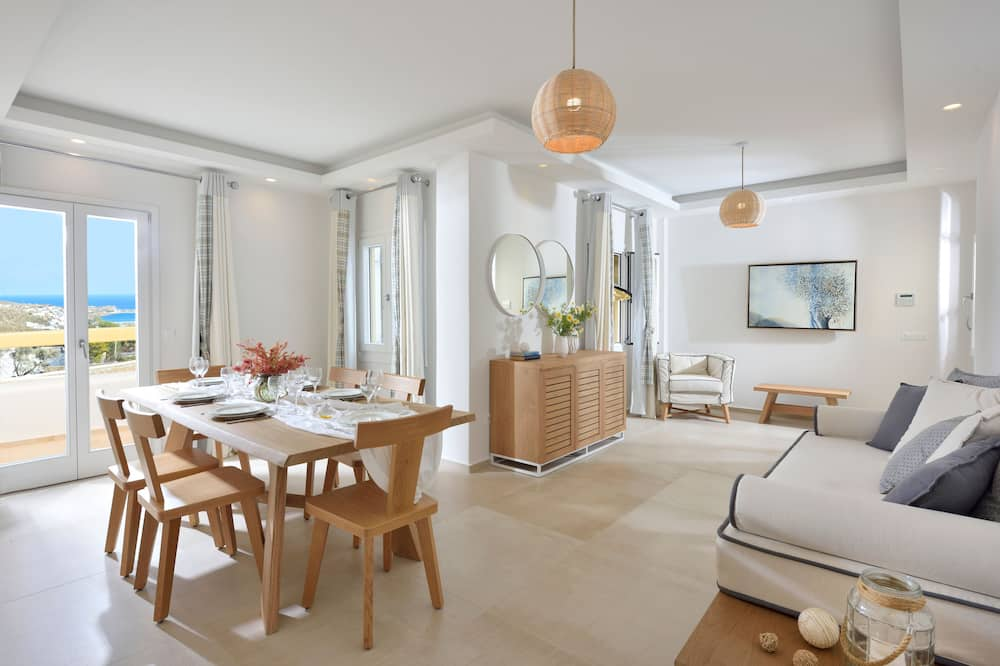 頂級別墅, 3 間臥室 - 客廳