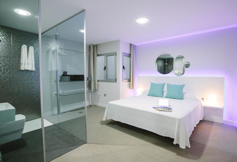 Valentina Beach Apartments & Suites, Las Palmas de Gran Canaria, Premium-sviitti, Terassi, Huone