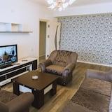 Номер-люкс категорії «Делюкс», 2 спальні, кухня, з видом на море - Житлова площа