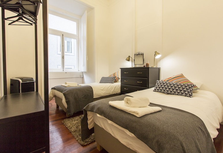 Downtown Classic by Homing, Lisbon, Apartment, 3 Bedrooms (Rua dos Douradores 208 1st Floor), Room