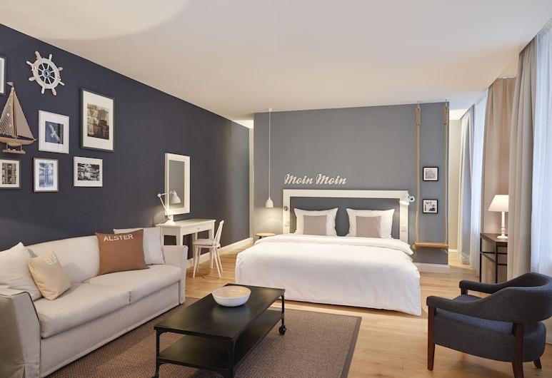 Hapimag Resort Hamburg, Hamburg, Štúdio typu Premium, Izba