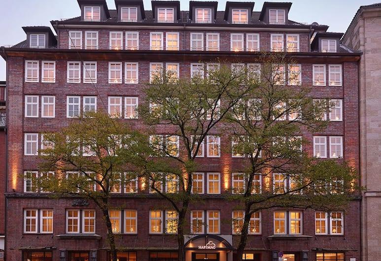 Hapimag Resort Hamburg, Hamburg, Fassade der Unterkunft