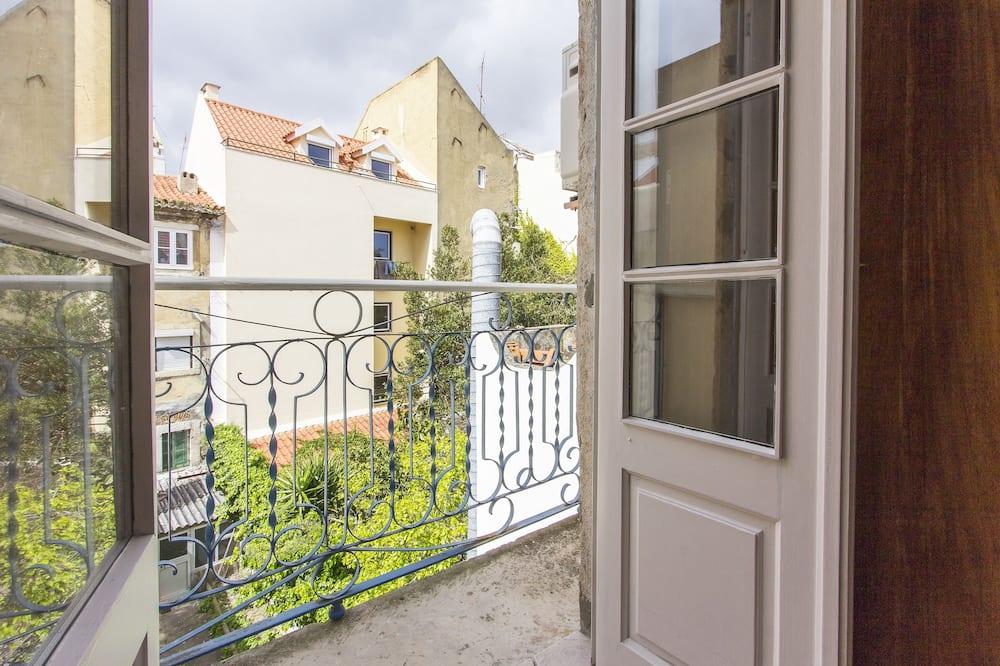 Apartment, 2 Bedrooms (Rua da Esperança 110 4th Floor) - Balcony