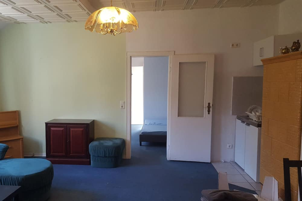 Apartment, 2Schlafzimmer (6) - Wohnbereich