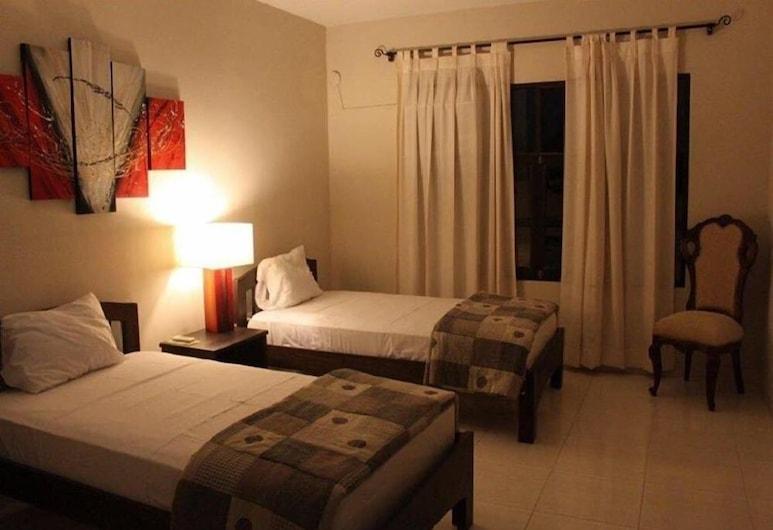 Montealis Hotel Boutique, Piura, Dvivietis kambarys (2 viengulės lovos), 2 viengulės lovos, Svečių kambarys
