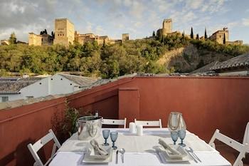 A(z) Apartamentos Mirador Alhambra hotel fényképe itt: Granada
