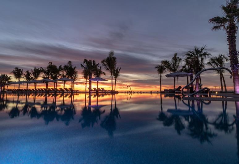 Garza Blanca Resort & Spa Los Cabos, קאבו סן לוקס, בריכה אינסוף