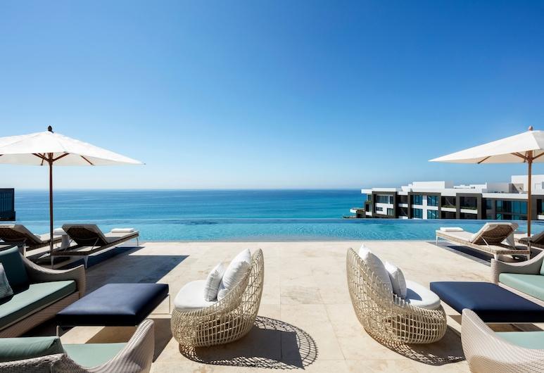 Garza Blanca Resort & Spa Los Cabos, Cabo San Lucas, Alberca en el piso superior