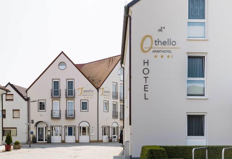 Ambient Hotel Tassilo, Dingolfing, Hotel Front