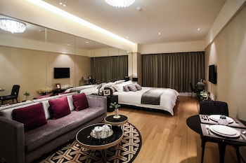 Foto Oakmade International Service Apartment di Hangzhou