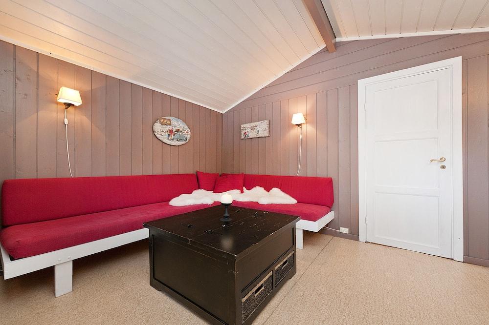 Comfort huisje, 1 slaapkamer (2 Bunk Beds) - Woonruimte