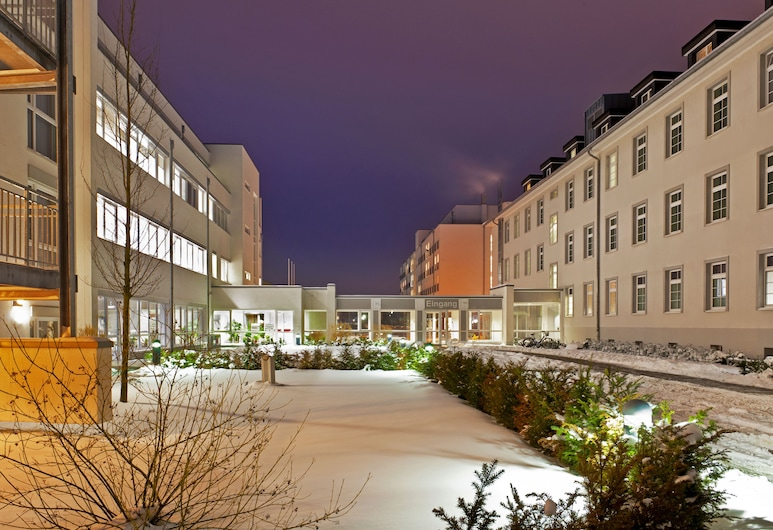 Johanniter Gästehaus, Münster, Fachada do Hotel - Tarde/Noite