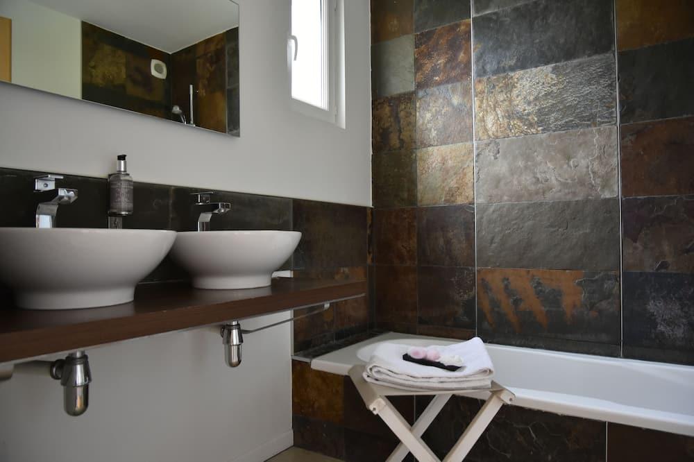舒適雙人房, 無障礙 (Chalet) - 浴室