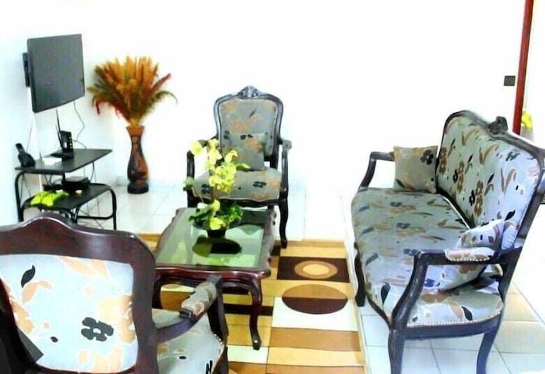 Residence Abidjan Appartements, Abidjan, Huoneisto, 1 makuuhuone, Oleskelualue