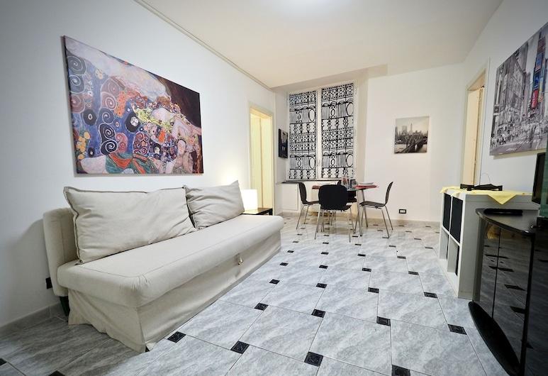 聖伯納多自在民宿, 吉那歐, 公寓, 2 間臥室, 客廳