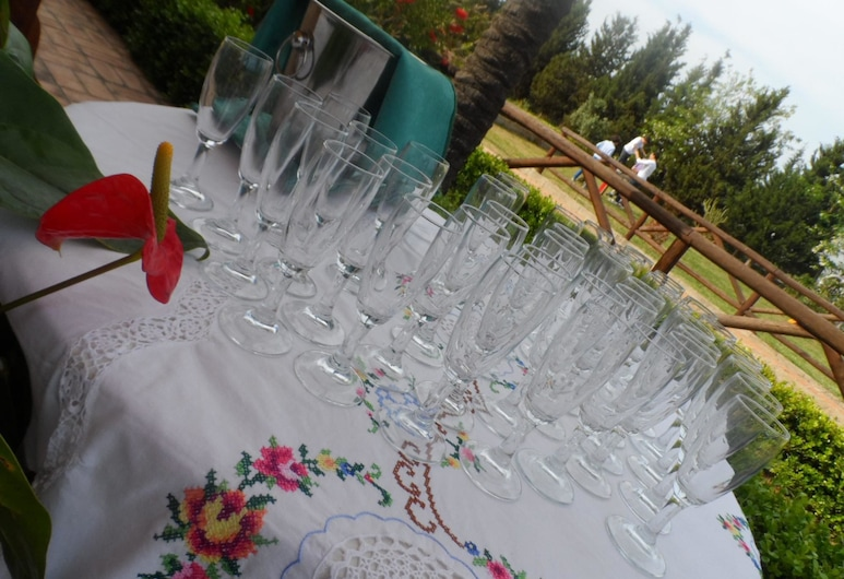 Agriturismo Cascina Concetta, Pizzo, Outdoor Dining