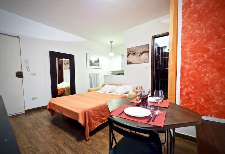 聖盧卡水族館區羅梭套房酒店, 吉那歐, 開放式客房, 客房