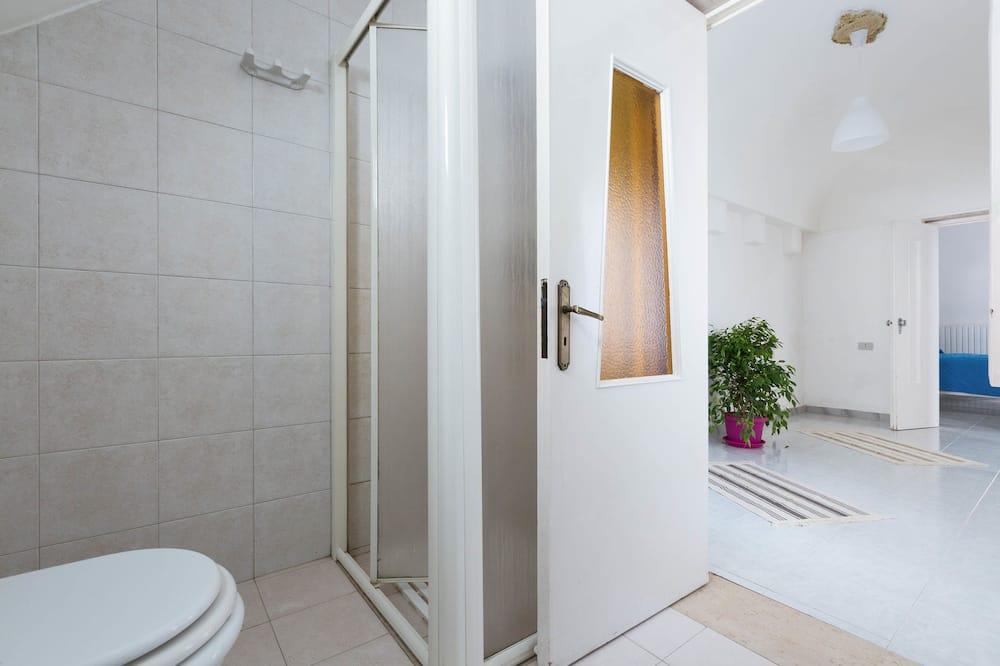 Comfort-Apartment, 1 Schlafzimmer - Badezimmer