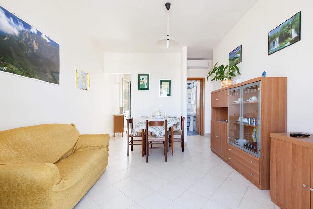 標準複式房屋, 2 間臥室, 露台 - 客廳