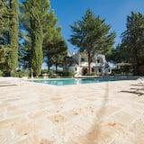 Villa clásica, 4 habitaciones - Piscina al aire libre