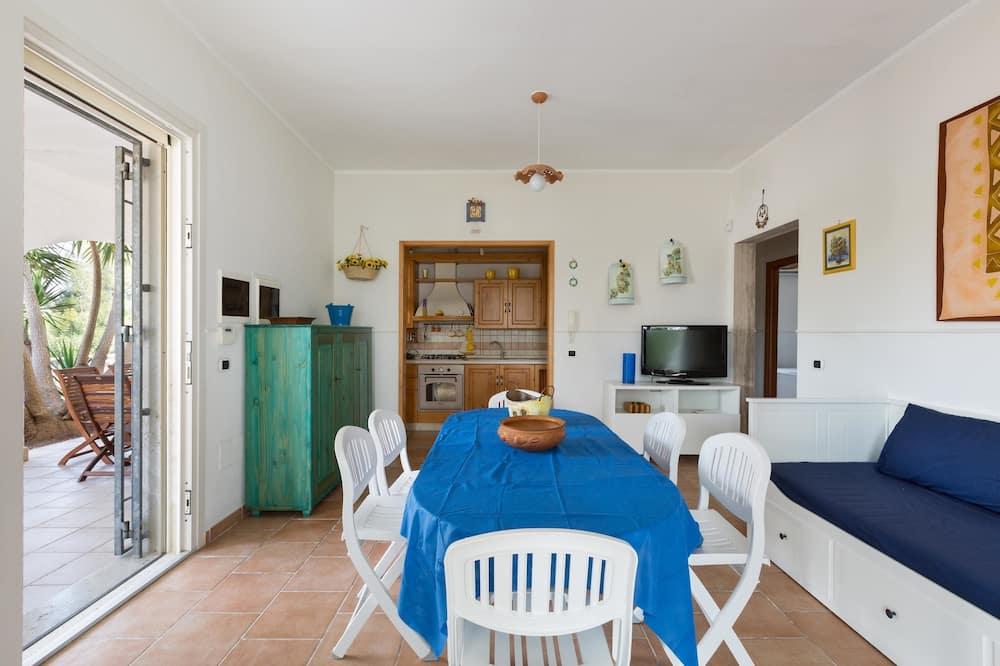 Villa estándar, 3 habitaciones - Zona de estar