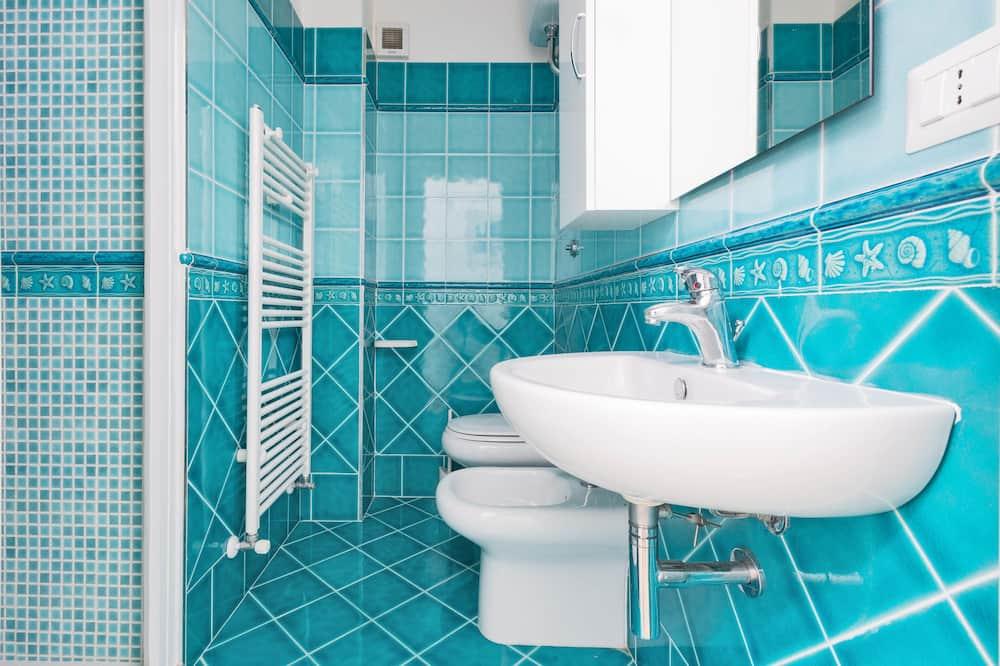 Appartement Confort, 2 chambres - Salle de bain