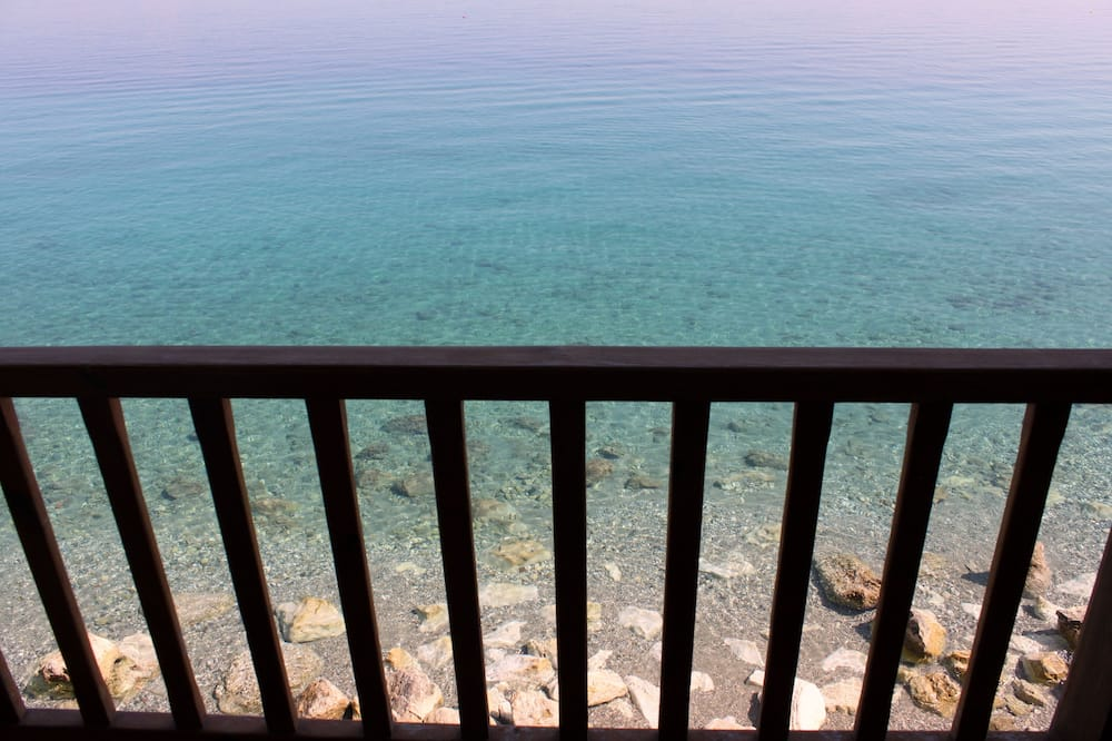 Casa, 2 habitaciones - Balcón