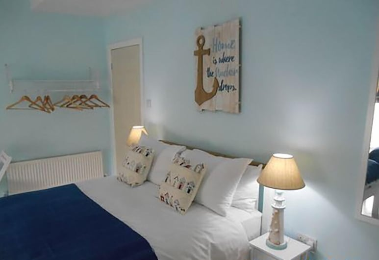 The Glenroy, Blackpool, Double Room, Guest Room