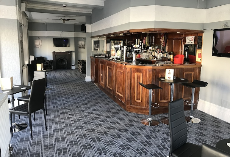 The New Alexandra Hotel, Llandudno, Lounge do Lobby