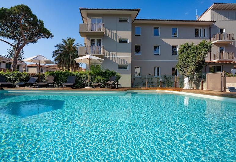 Marina Garden Hotel, Marciana Marina, Outdoor Pool