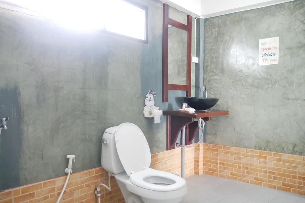 Two Bedrooms Bungalow - Bathroom