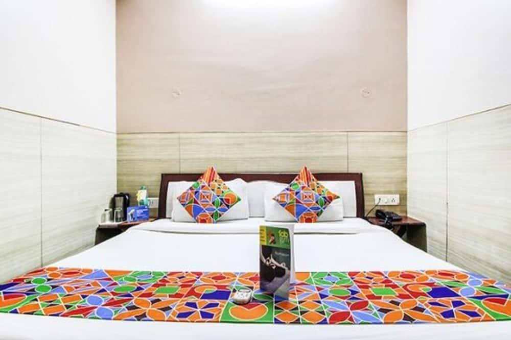 Pokoj typu Deluxe, dvojlůžko (200 cm) - Obývací pokoj