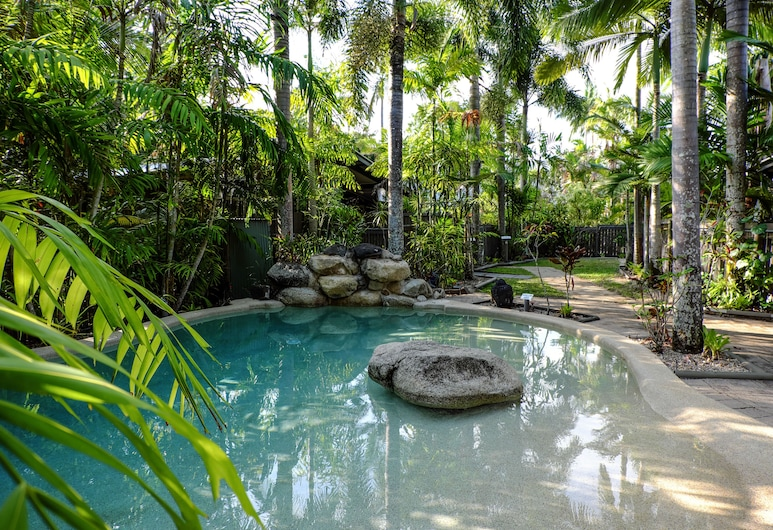 Cassawong Cottages, Wongaling Beach, Two Bedroom Cottage, Balcony View