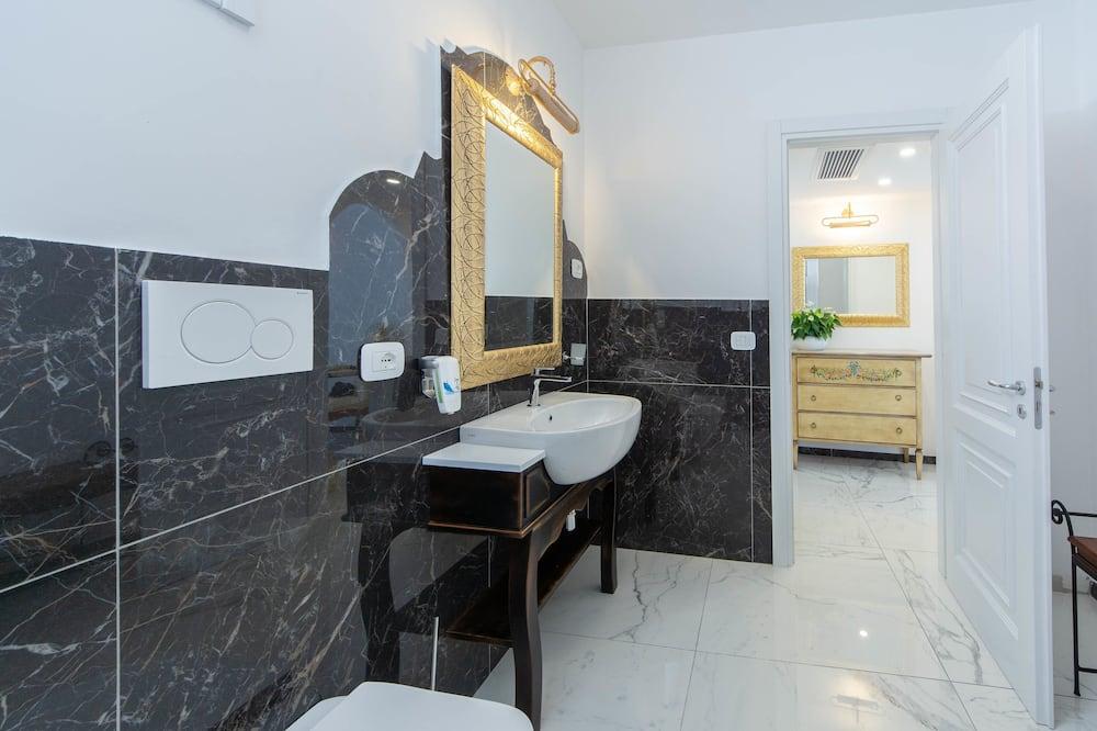 Suite, Balcony, Sea View (Amore) - Bathroom