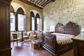 Picture of B&B Palazzo Tortoli in San Gimignano